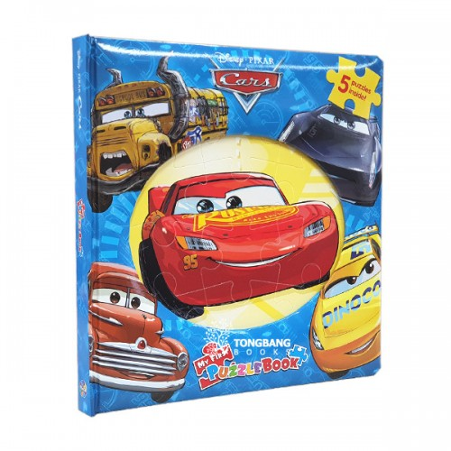[특가] Disney Pixar Cars 3 My First Puzzle Book (Board Book)