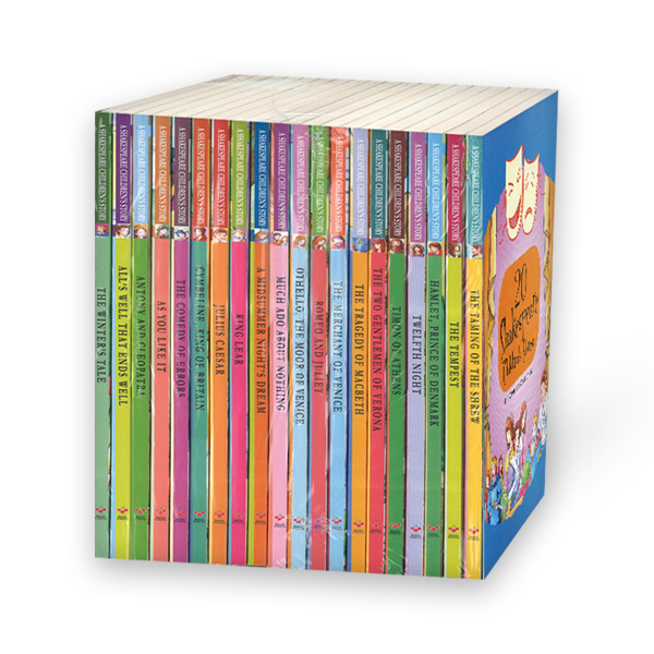 [특가세트] 20 Shakespeare Children's Stories : The Complete Collection (Paperback, 20권)