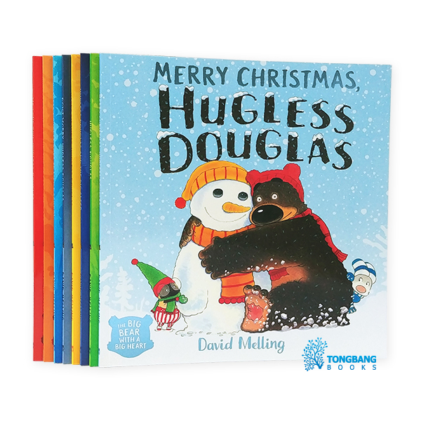 [특가세트] Hugless Douglas Collection - 8 Books Set (Paperback, 영국판)