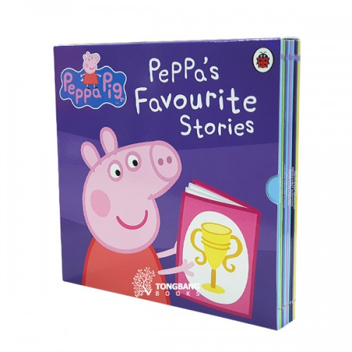[특가세트] Peppa Pig Favourite Stories 10종 픽쳐북 Box Set (Paperback, 영국판)(CD없음)