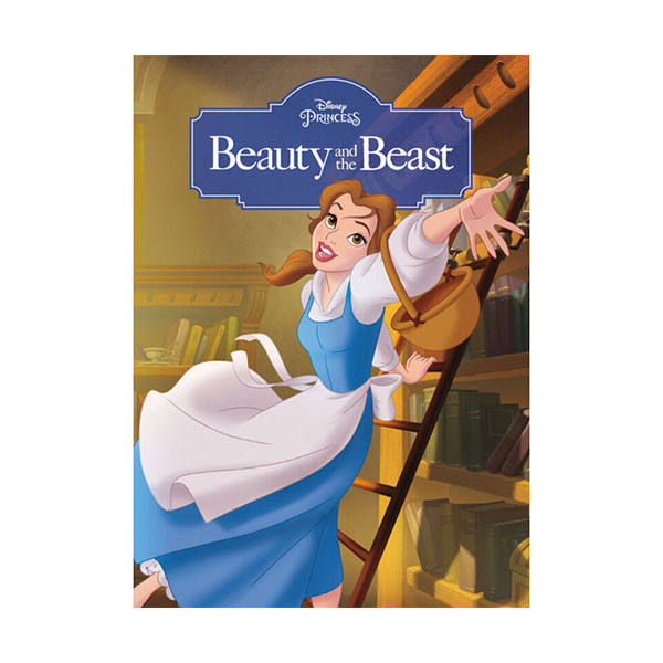 [특가]Disney Princess Beauty and the Beast Padded Classic (Hardcover)
