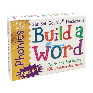 [특가] Get Set Go Phonics Flashcards : Build a Word (Cards)