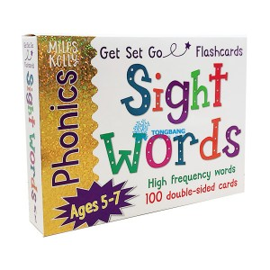 [특가] Get Set Go Phonics Flashcards : Sight Words (Cards)