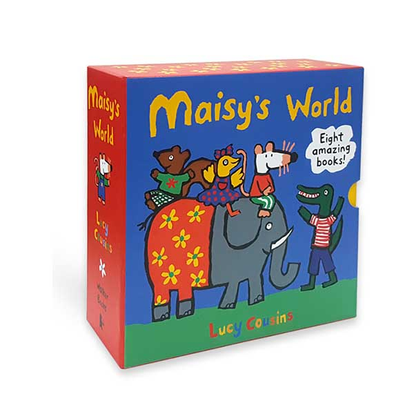 [특가세트] Maisy's First adventure Slip Case : Maisy's World Pack (Hardcover & Paperback, 8종, 영국판) (CD 미포함)