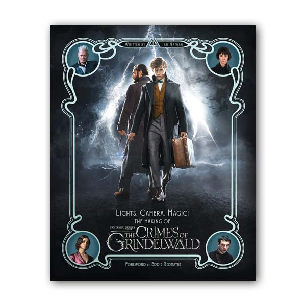 [특가] Fantastic Beasts The Crimes of Grindelwald (Hardcover, 영국판)
