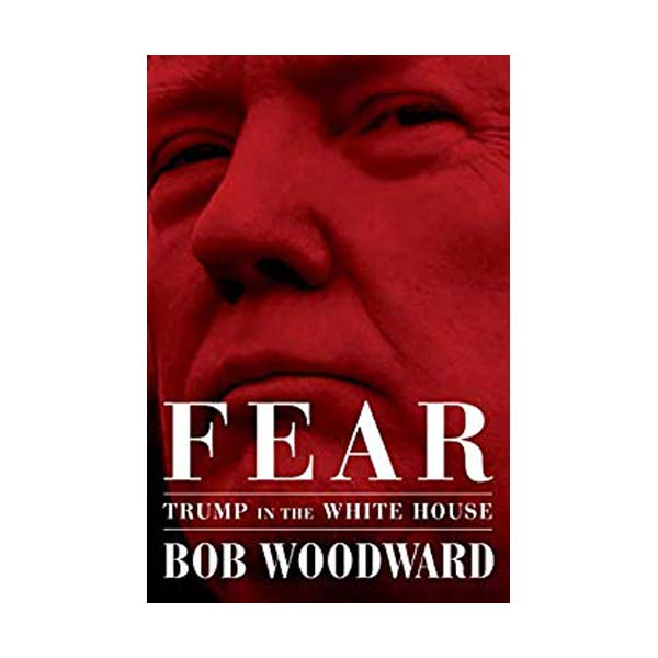 [특가] Fear: Trump in the White House (Hardcover)