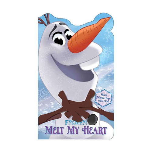 [특가] Disney Frozen : Melt My Heart : Share Hugs with Olaf! (Board book)