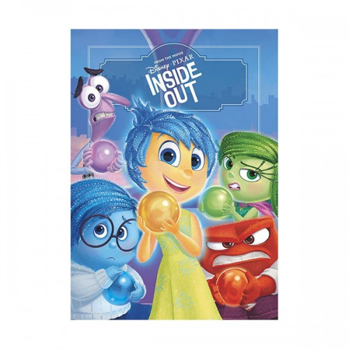 [특가] Disney Classics : Disney Pixar Inside Out (Hardcover, 영국판)