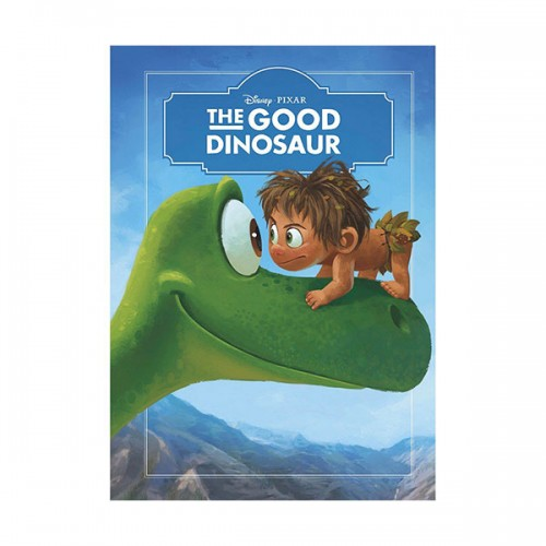 [특가] Disney Classics : The Good Dinosaur (Hardcover, 영국판)