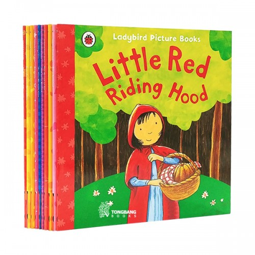 [특가세트] Ladybird First Favourite Tales Collection - 10 Books Set (Paperback, 영국판) (CD 미포함)