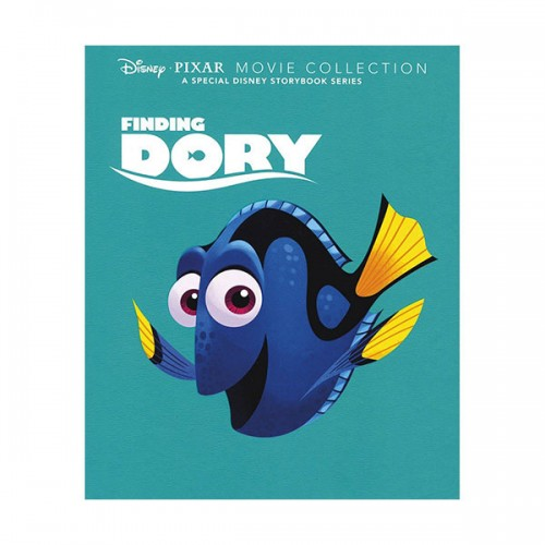 [특가] Disney Pixar Movie Collection Finding Dory (Hardcover, 영국판)