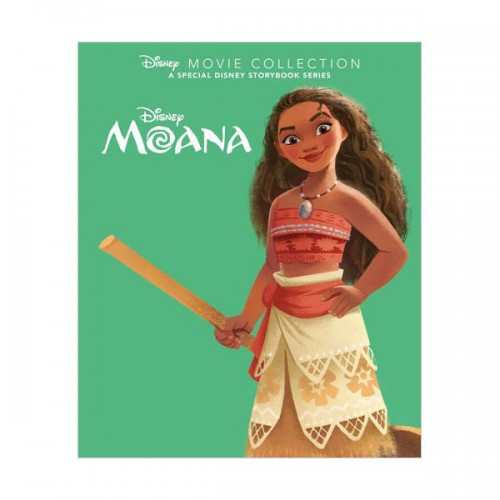 [특가] Disney Movie Collection Moana (Hardcover, 영국판)