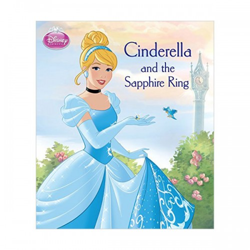 [특가] Disney Princess Cinderella and the Sapphire Ring (Paperback, 영국판)