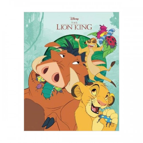 [특가] Little Treasures : Disney The Lion King (Hardcover, 영국판)