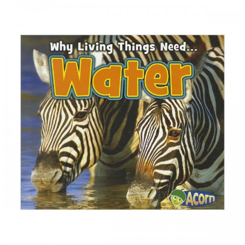 [특가] Why Living Things Need : Water (Paperback)