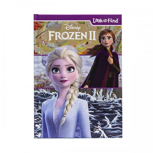 [특가] Disney Frozen 2 Look and Find Activity Book (Hardcover)