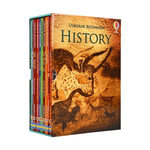 [특가세트]Usborne Beginners History 10 Books Childeren Collection (Hardcover, 영국판)(CD 없음)