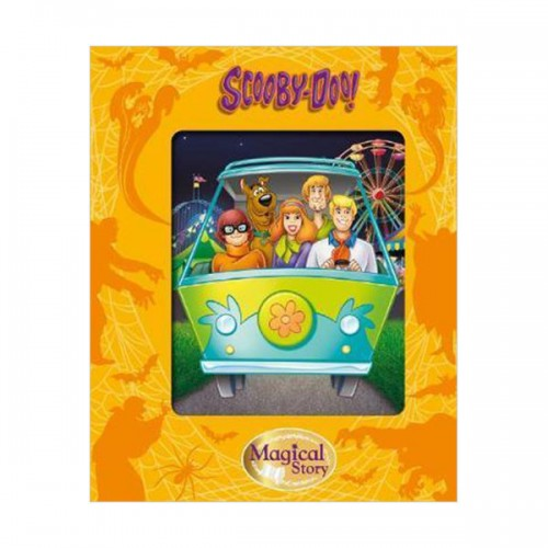 [특가] Scooby-Doo : Magical Story With Lenticular (Hardcover)