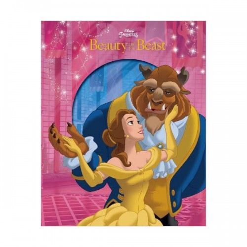 [특가] Disney Princess Beauty and the Beast (Hardcover, 영국판)