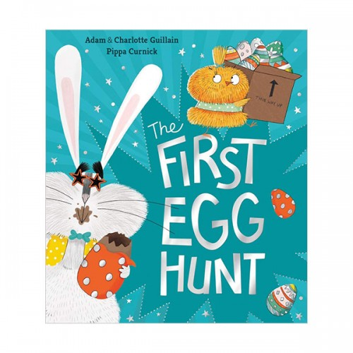[특가] The First Egg Hunt (Paperback, 영국판)