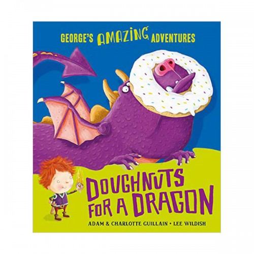 [특가] Doughnuts for a Dragon (Paperback, 영국판)