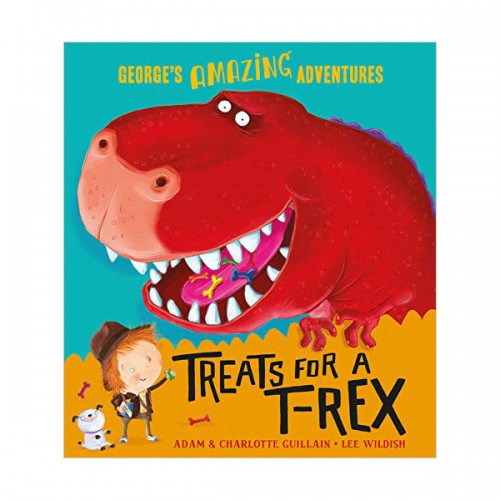[특가] Treats for a T Rex (Paperback, 영국판)