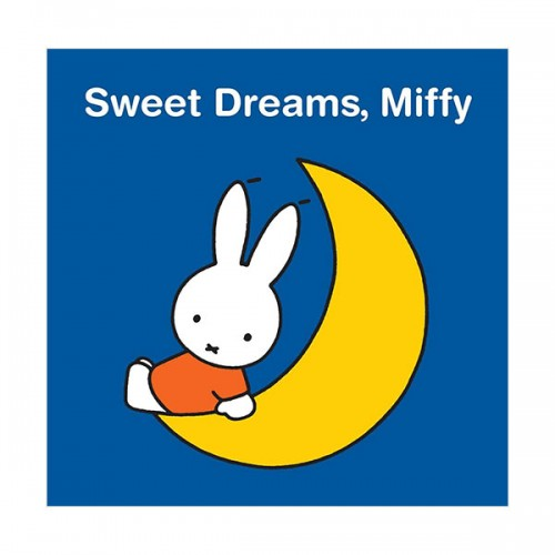 [특가] Sweet Dreams, Miffy (Hardcover)