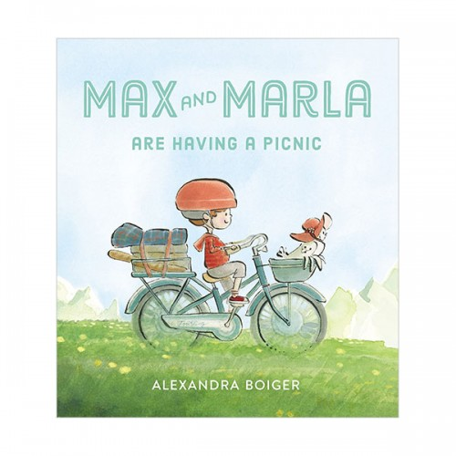 [특가] Max and Marla Are Having a Picnic (Hardcover)