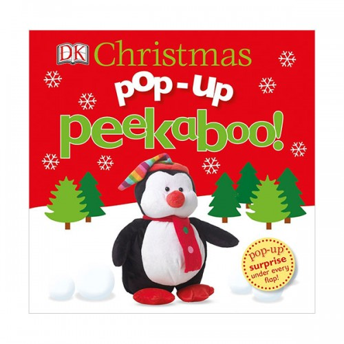 [특가] Pop-Up Peekaboo! Christmas (Board book)