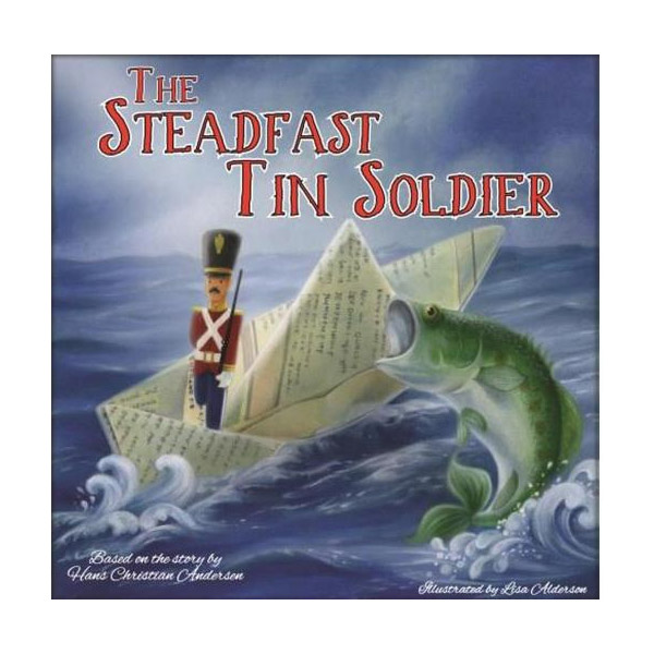 [특가] The Steadfast Tin Soldier (Picture Book, 영국판)