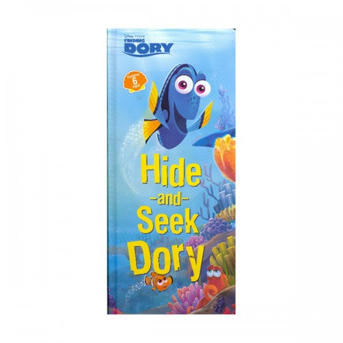 [특가] Disney/Pixr Hide-and-Seek Dory (Hardcover)