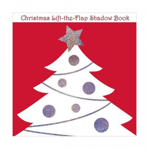 [특가] Christmas Lift-the-Flap Shadow Book (Board book, 영국판)