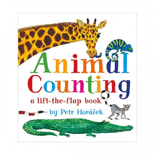 [특가] Animal Counting (Hardcover, 영국판)