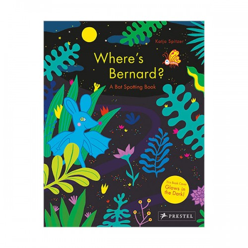 [특가] Where's Bernard? : A Bat Spotting Book(Hardcover, 영국판)