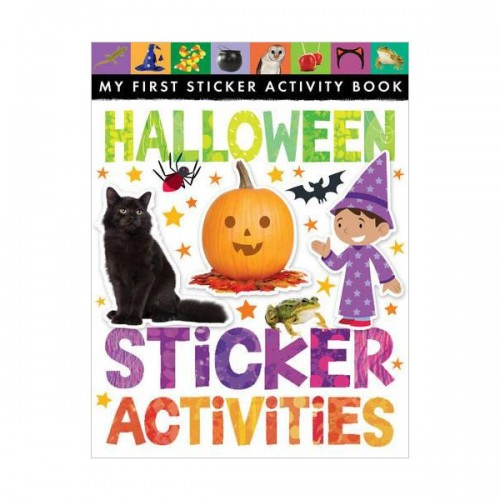[특가] Halloween Sticker Activities (Paperback, 영국판)