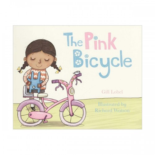 [특가] The pink bicycle (Paperback, 영국판)