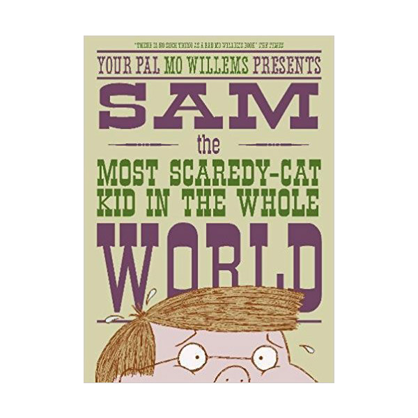 [특가] Sam the Most Scaredy-cat Kid in the Whole World (Paperback, 영국판)