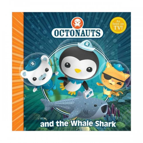 [특가] The Octonauts and the Whale Shark (Paperback , 영국판)
