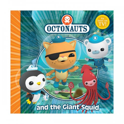 [특가] The Octonauts and the Giant Squid (Paperback, 영국판)