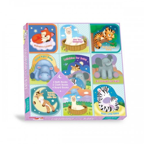 [특가세트] Lullabies for Baby : Baby Book Set
