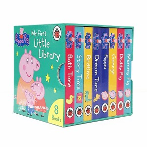 [특가] Peppa Pig : My First Little Library (Board book, 영국판)