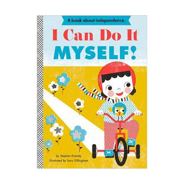 Empowerment Series : I Can Do it Myself! (Board book)