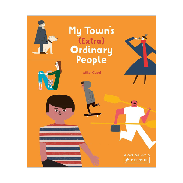 My Town's (Extra) Ordinary People (Hardcover, 영국판)
