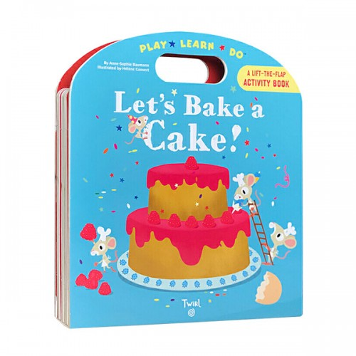 Play Learn Do : Let's Bake a Cake! (Board book)