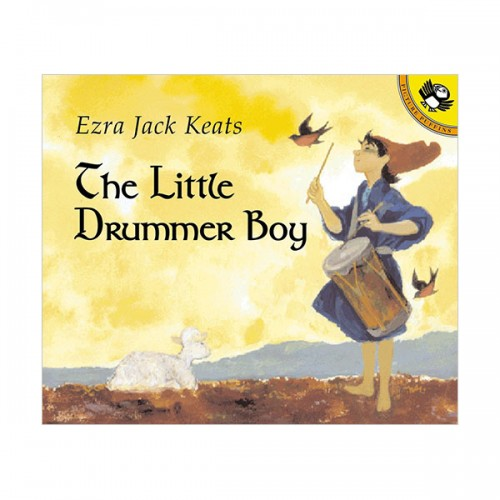 RL 1.4 : The Little Drummer Boy (Paperback)