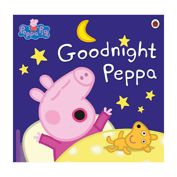 ★사은품증정★Peppa Pig : Goodnight Peppa (Paperback)