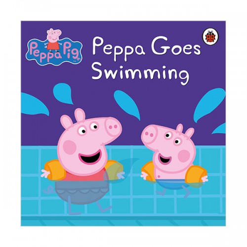 Peppa Pig : Peppa Goes Swimming (Paperback)
