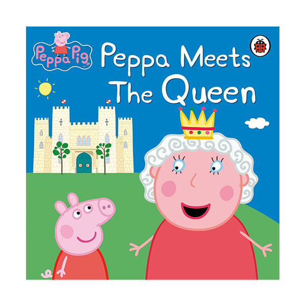 Peppa Pig : Peppa Meets the Queen (Paperback)