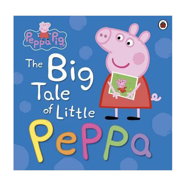 ★키즈코믹콘★Peppa Pig : the Big Tale of Little Peppa (Paperback)