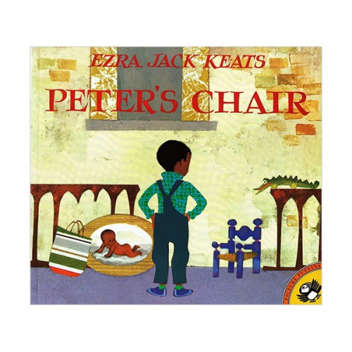 RL 1.8 : Picture Puffin Books : Peter's Chair (Paperback)